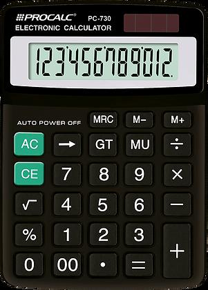 Calculadora de Mesa PC730