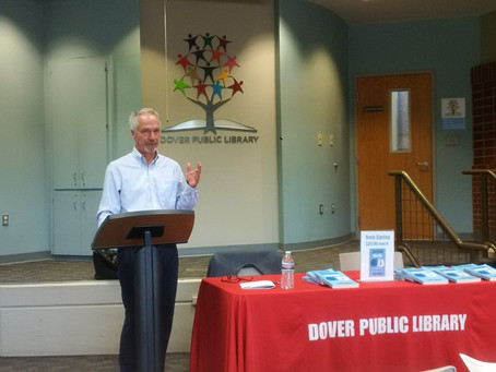 Dover Library Program and Book Signing
