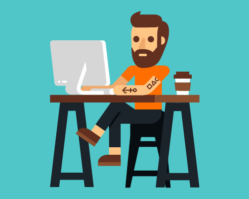 Hire a Freelance Graphic Designer. Top 10 Reasons.