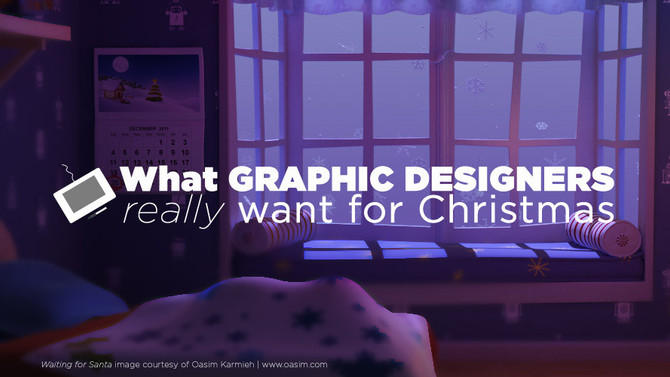 What to get a designer or creative for Christmas?