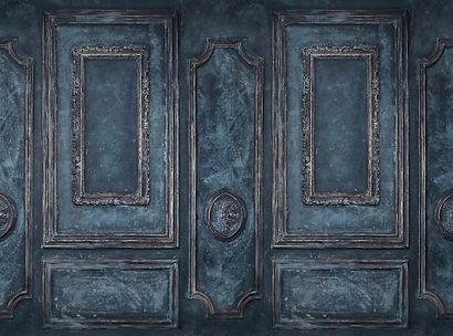 Porte antique bleu.JPG