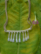 Amulett aus Moschusochsenzähnen von Tulukkap Anersaava