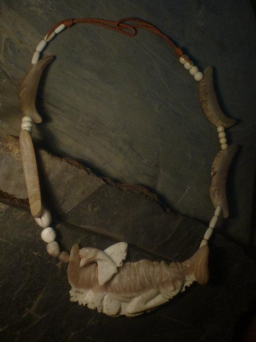 Sedna - Tulukkap Anersaava, Naturmedizin, schamanisches Amulett, Heilung, Schmuck, Naturmedizin