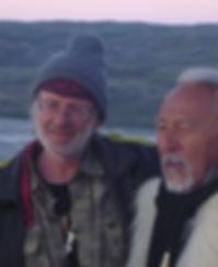 Angaangaq und Peter Strauss - Tulukkap Anersaava