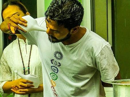 Neti (nasal cleansing)