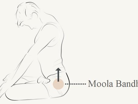 Moola Bandha (root lock)