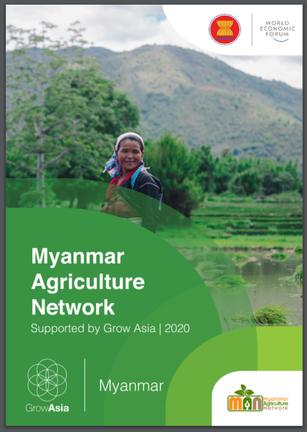 Myanmar Agriculture Network Brochure 2020