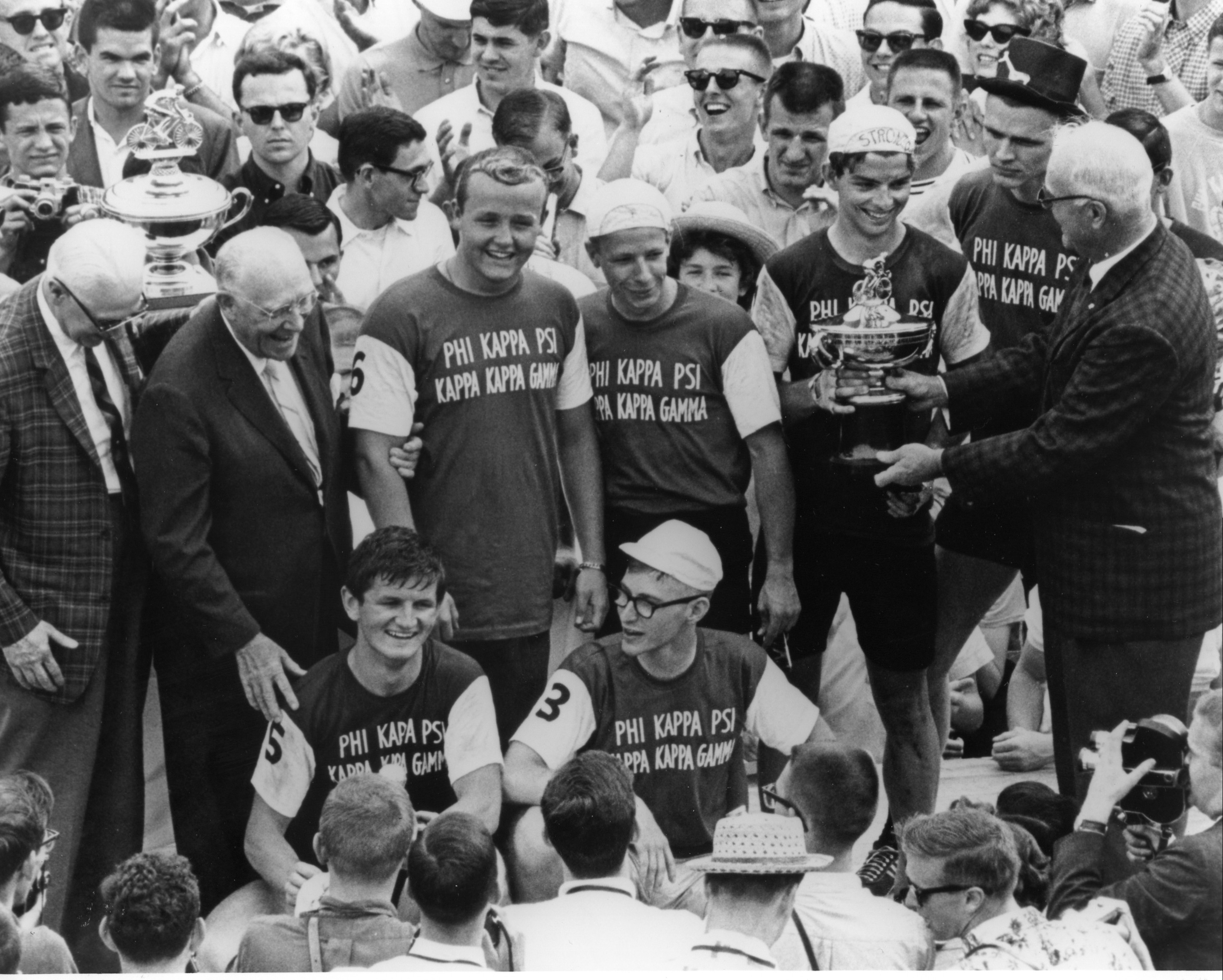 1962 Phi Kappa Psi Winners