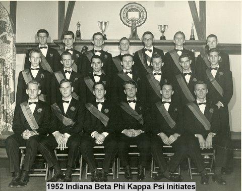 1952 Initiation