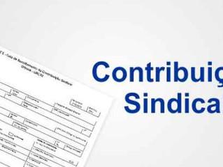 A Convenção Coletiva de Trabalho pode tornar obrigatório o desconto da Contribuição Sindical para to