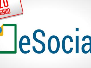 Adiado prazo para as empresas do 2º Grupo de Implantação do eSocial