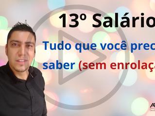 13º SALÁRIO - Tudo que você precisa saber (sem enrolação)