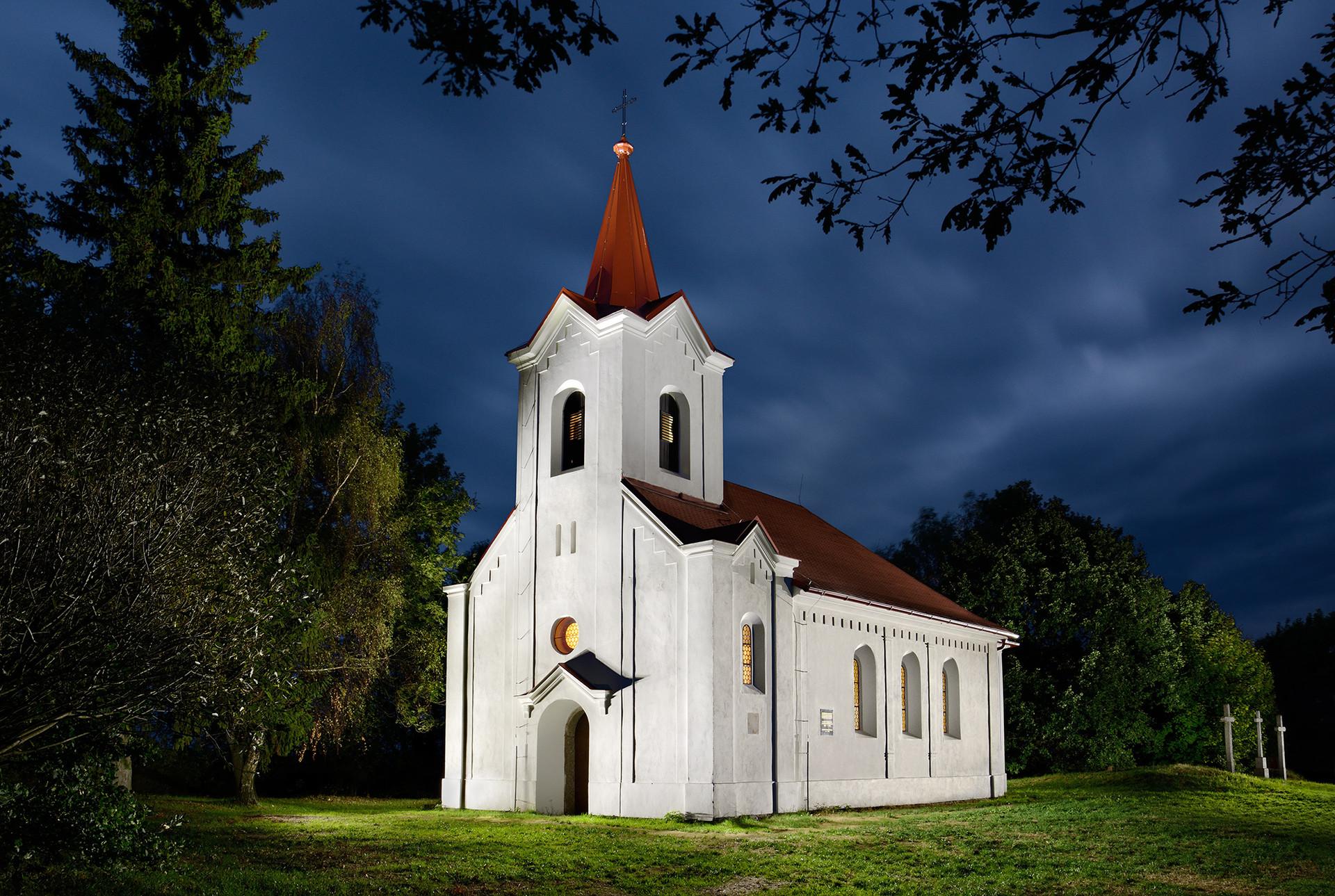 Kostel Magdaléna