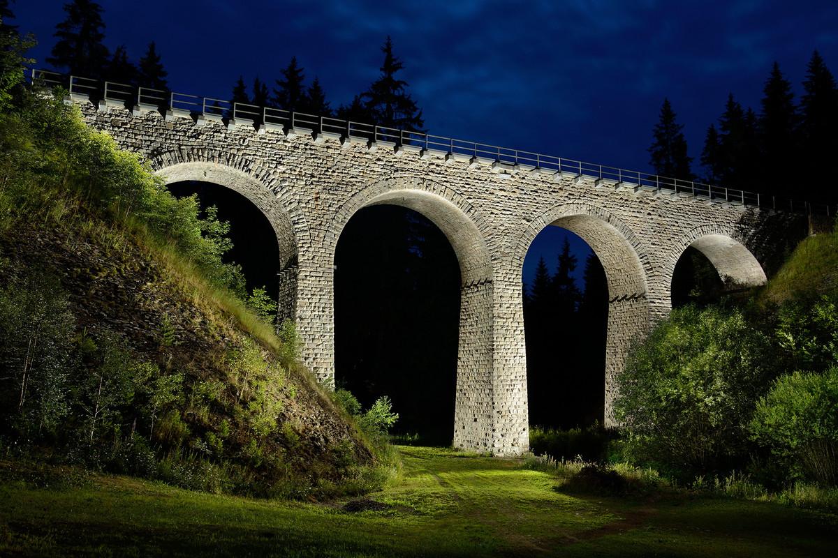 Viadukt Vimperk