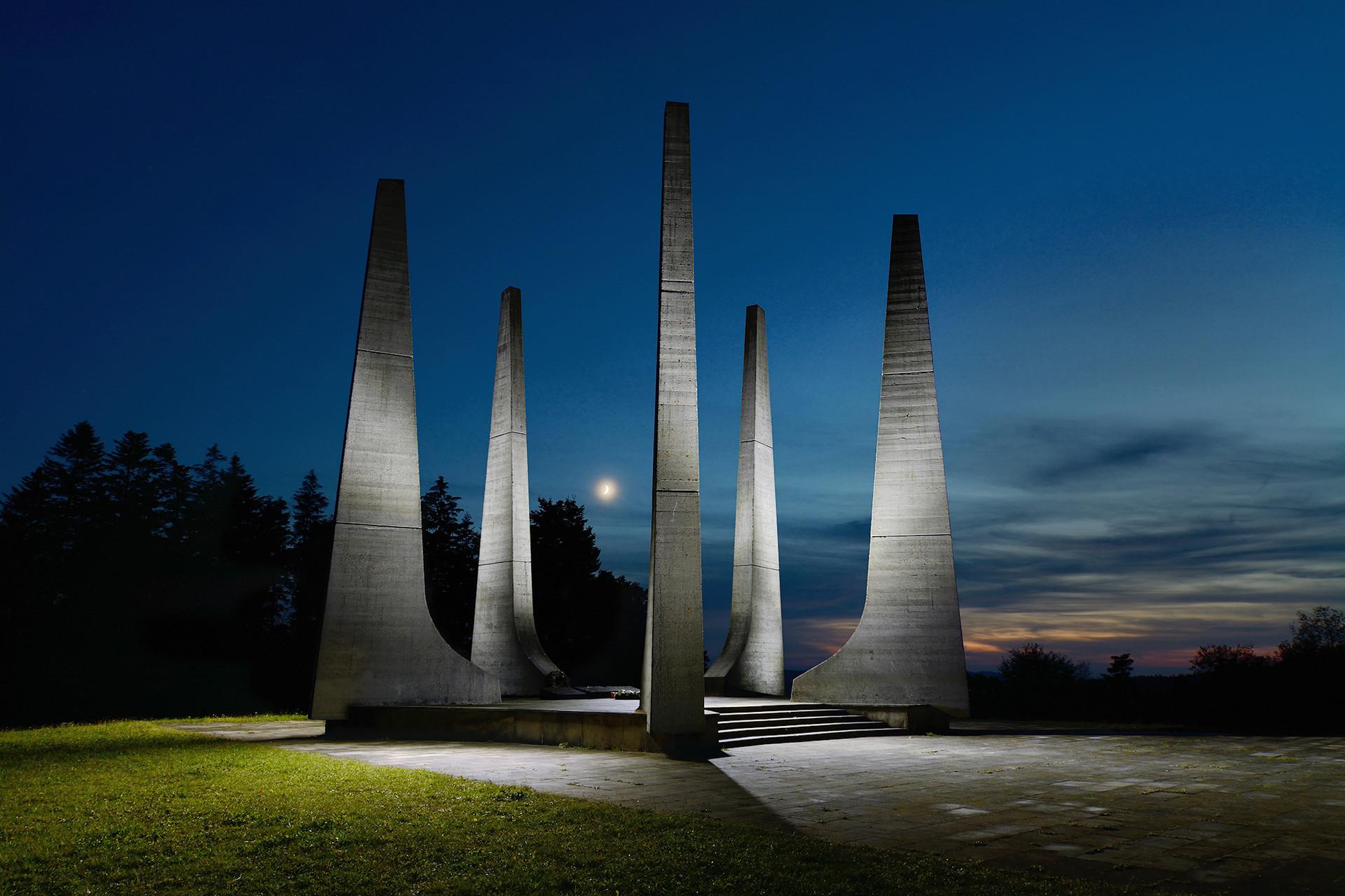 Památník Ploština