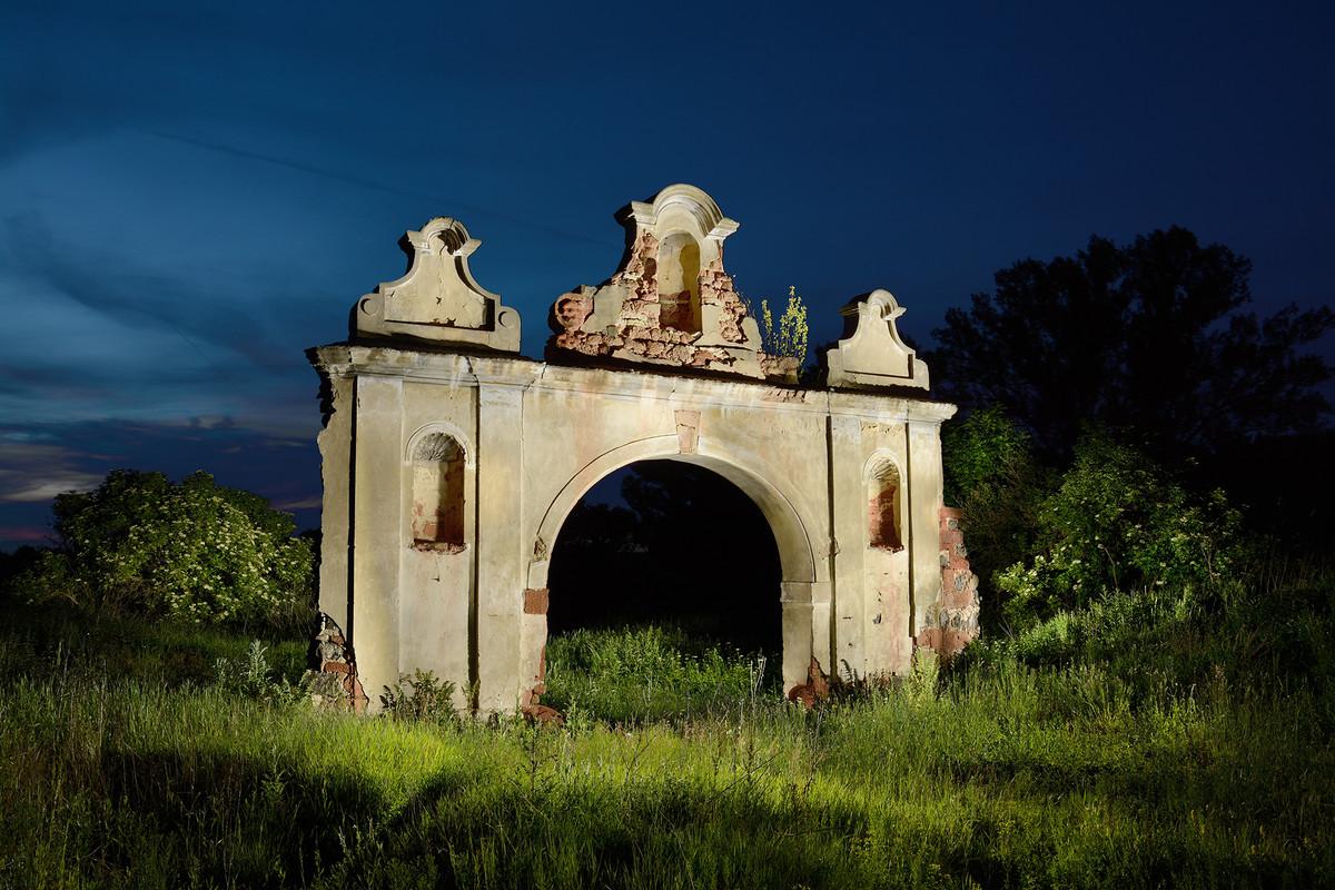Brána Dolánky