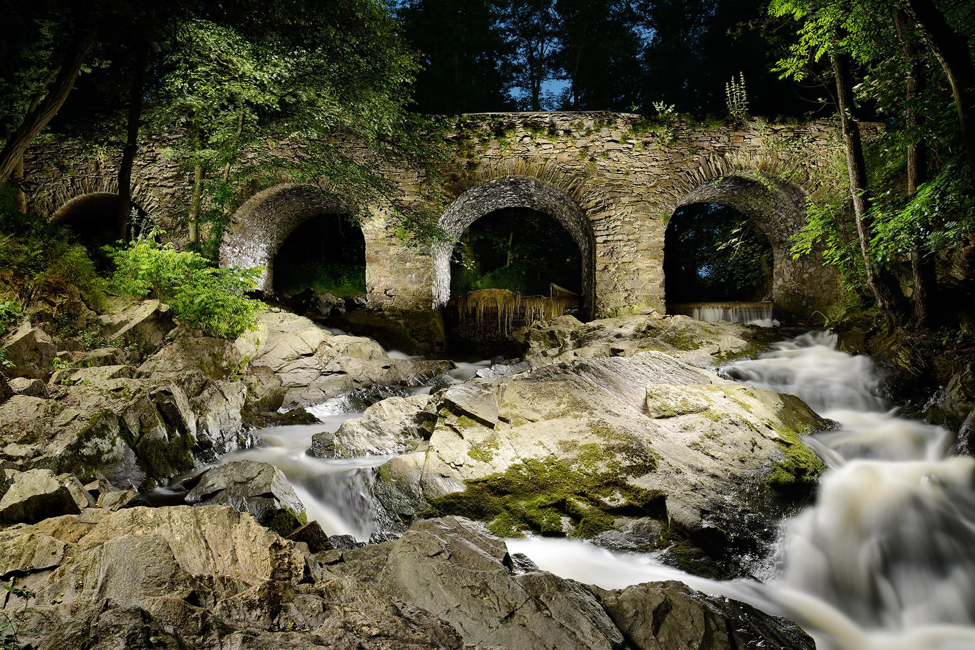 Most Toušice / Bridge Toušice