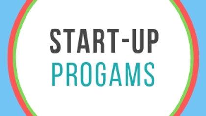 Start-up Programs