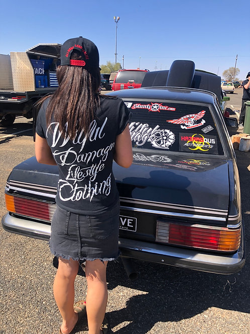Bold Lifestyle T- shirt