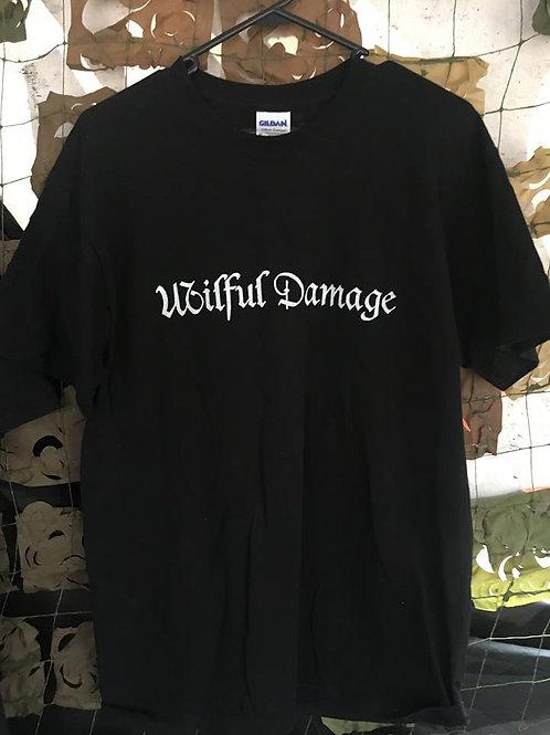 Wilful Damage T-Shirt