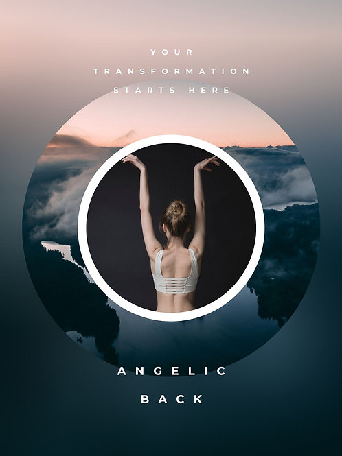 Angelic Back - Back Pain Relief & Prevent Certification Course