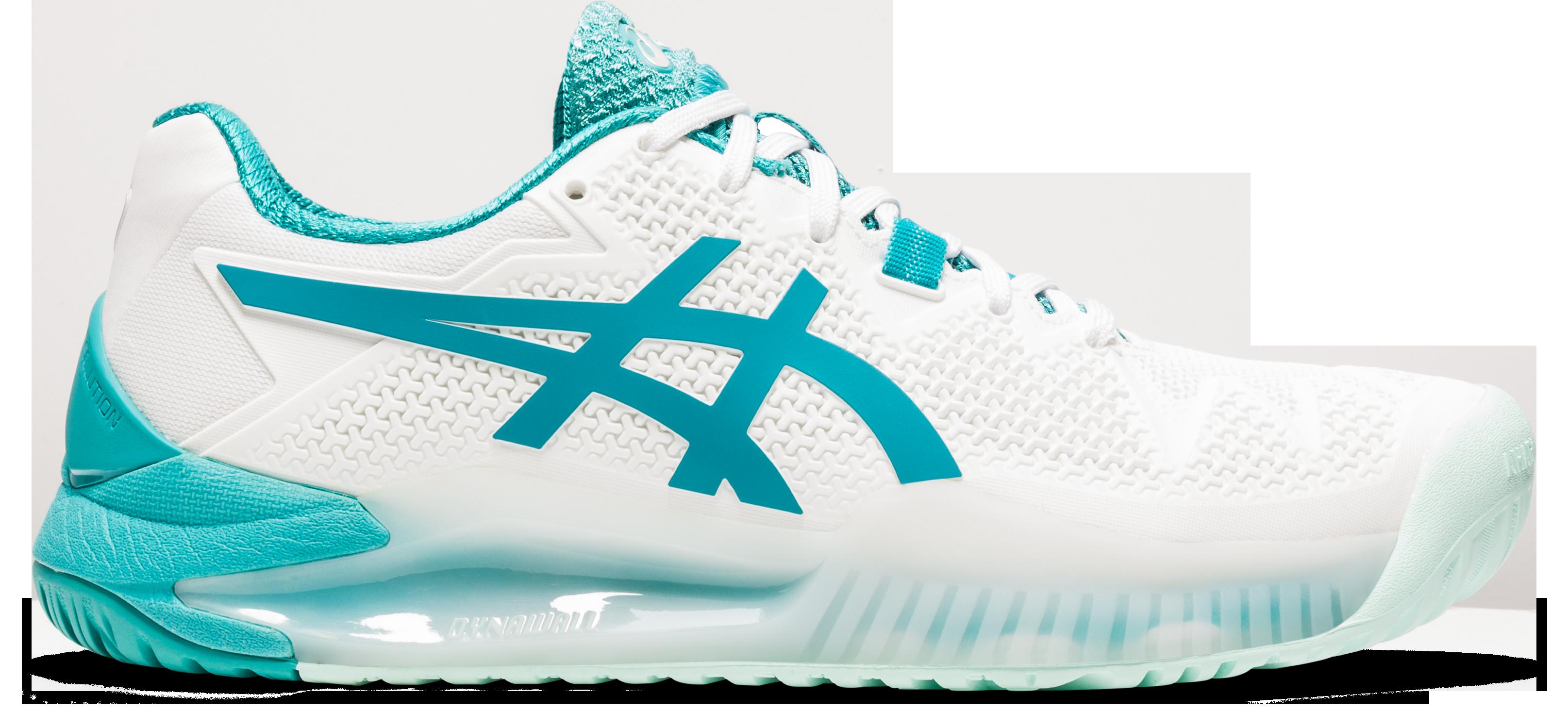 Asics Gel Resolution Womens Tennis Shoes