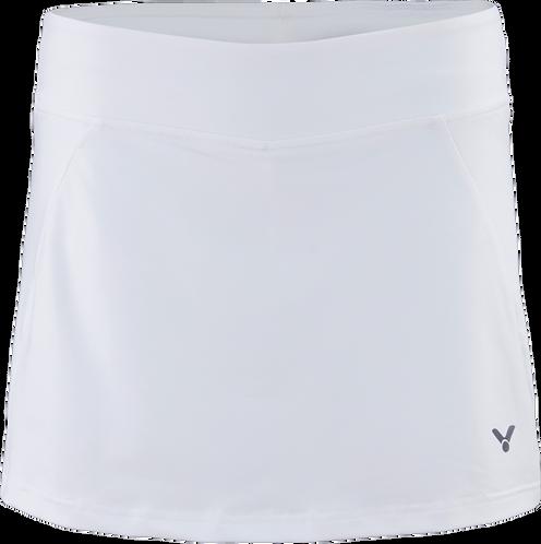 VICTOR Rock Squash Skirt White