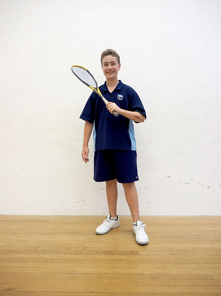 Squash Auckland Junior