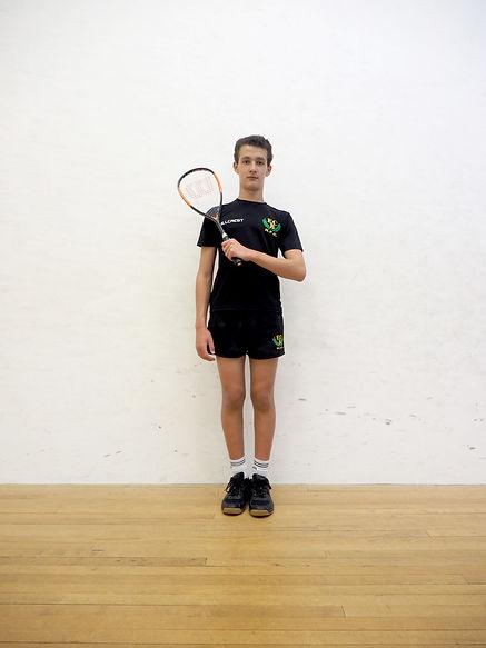 Squash NZ Player