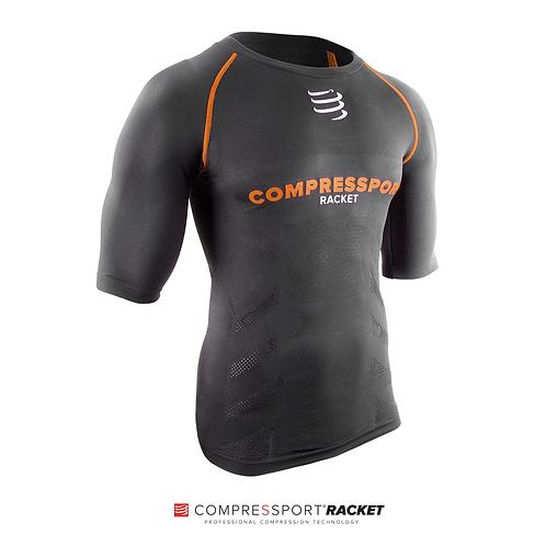 Compressport Racket Short Sleeve Top