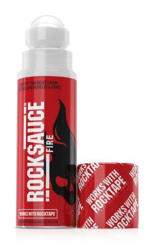 Rocktape Rock Sauce Fire Roll-On NZ