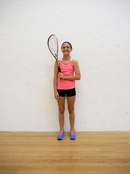 Squash New Zealand Junior
