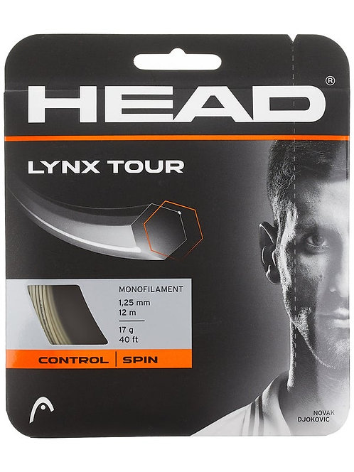HEAD Lynx Tour Tennis String New Zealand