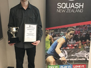 Double Dot Squash Coach Wins National Award