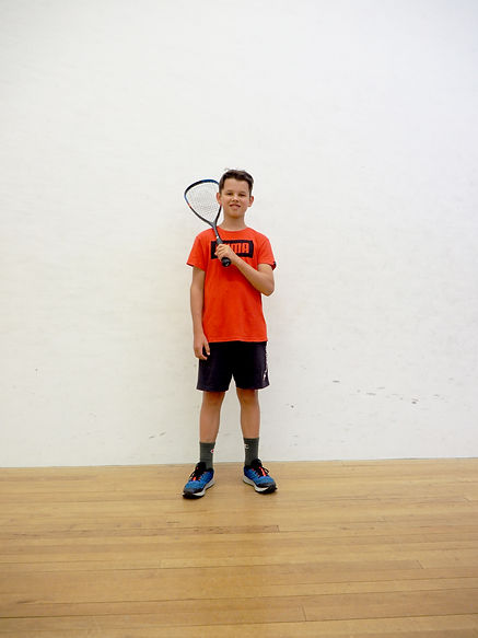 Squash Auckland Player