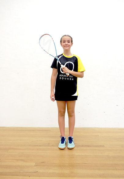 Matilda Lowe Squash Athlete