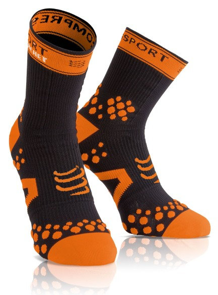 Compressport Racket Double Layer Strapped Sock