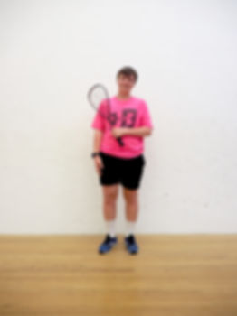 Squash Auckland Player