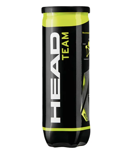 HEAD Team Tennis Ball 3 Can New Zealand