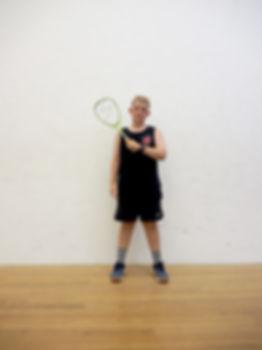 Squash New Zealand Player