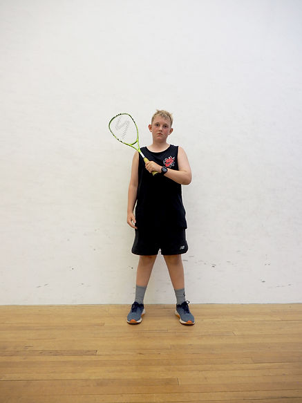 Squash New Zealand Player