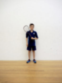 New Zealand Squash Player