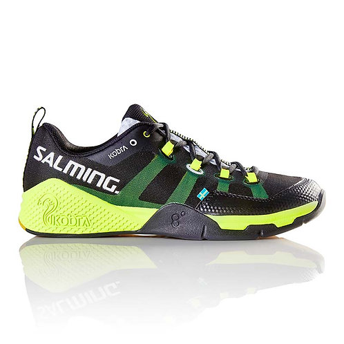 Salming Squash Shoes Mens Kobra Black