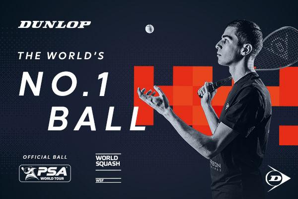 Dunlop Squash Balls NZ
