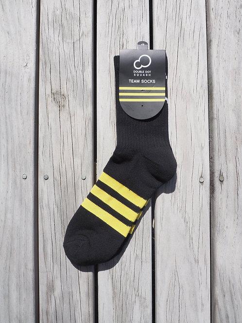 Double Dot Squash Socks