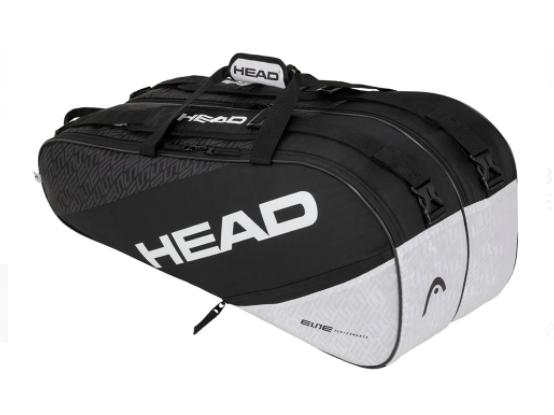 HEAD Elite Supercombi 9R Racquet Bag NZ