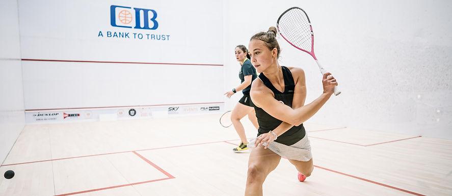 Double Dot Squash Coaching NZ Auckland
