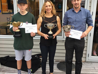 Double Dot Squash Academy Athlete Claims Auckland Most Improved Award