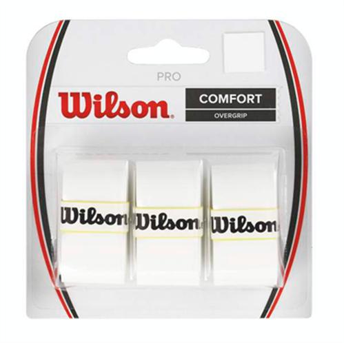 Wilson Federer Pro Overgrips White NZ