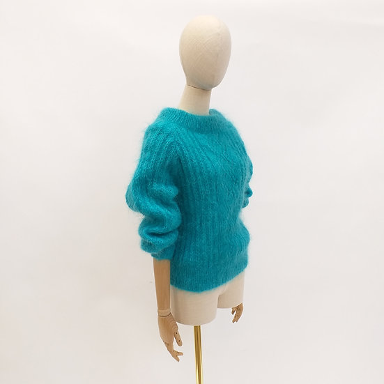 Vintage Fluffy Mohair Sweater